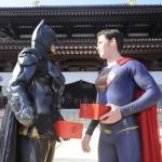 バットマンVSスーパーマン PRまめまき